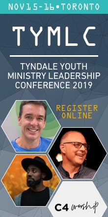 Tyndale Youth Ministry Leadership Conference #TYMLC2019 on Nov 15 - 16